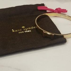 Kate Spade Love Knot/Bow bracelet